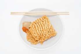 California Community College Students Protest Fee Hikes with Ramen Symbolism