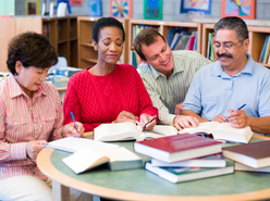 Programs for Seniors Citizens and Retirees at Community Colleges