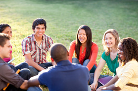 Get Better Grades in Community College by Being Social