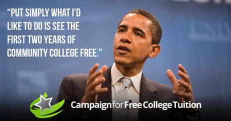 Free Community College Coming Soon? President Obama Hopes So