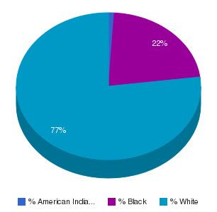 Central Alabama Community College Ethnicity Breakdown