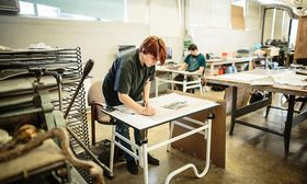 Studio Art Programs at Community Colleges