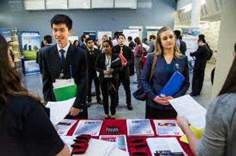 The Secrets to Success at Community College Job Fairs