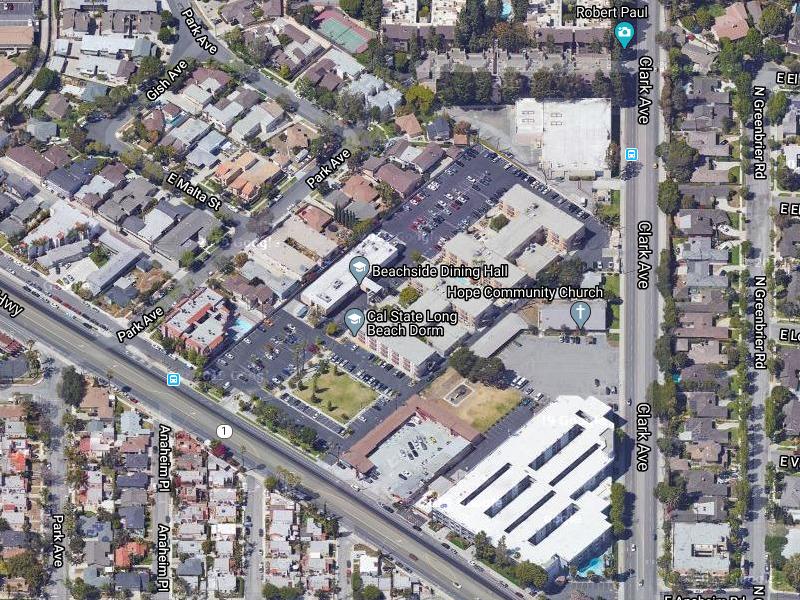 Brooks College Long Beach Closed
