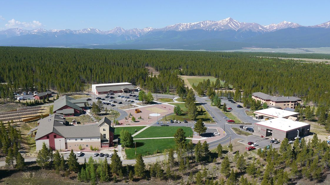 Colorado Mountain College Photo #1 - Leadville is one of our 3 residential campuses surrounded by the Colorado Rockies.