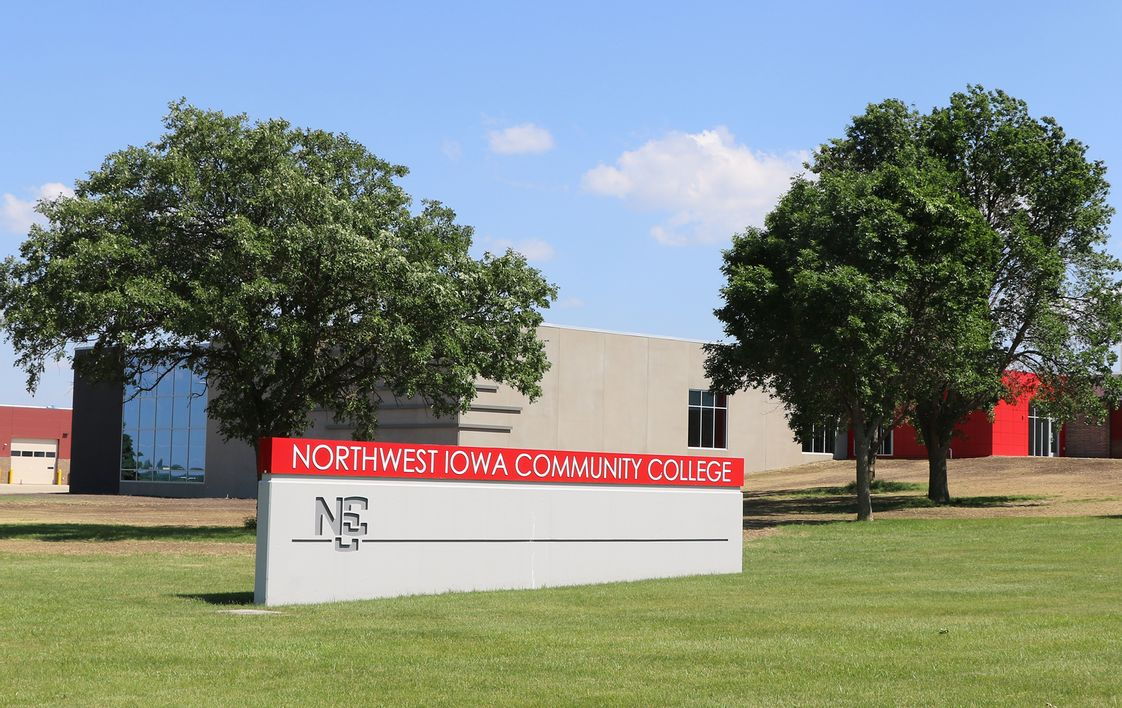 Northwest Iowa Community College Photo - NCC's Automotive and Diesel lab areas recently underwent a complete renovation.