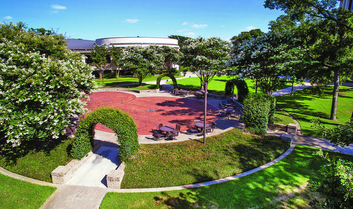McLennan Community College Photo #1 - An overview of a scenic part of the McLennan Community College.