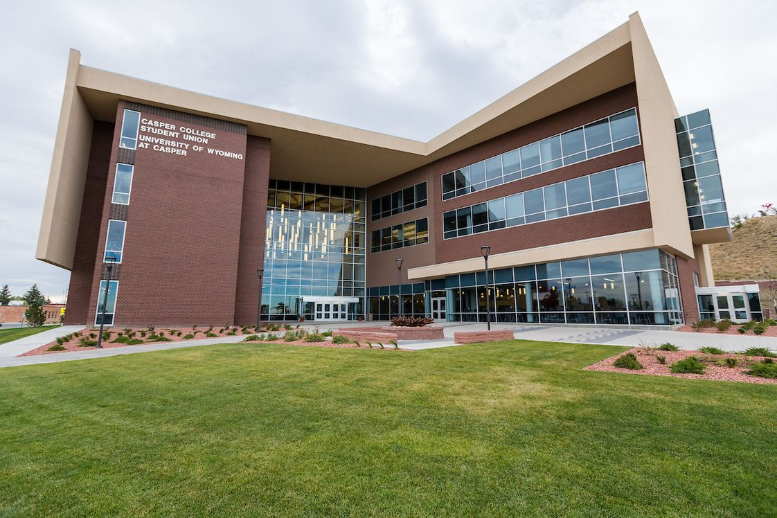 Casper College Photo #1 - The Student Union is a central gathering point for students.