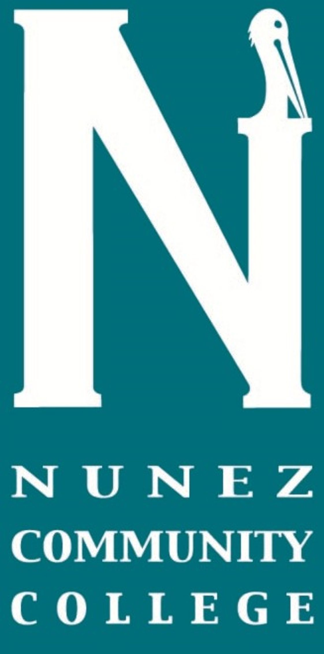 Nunez Community College Photo #1 - Nunez Community College logo.
