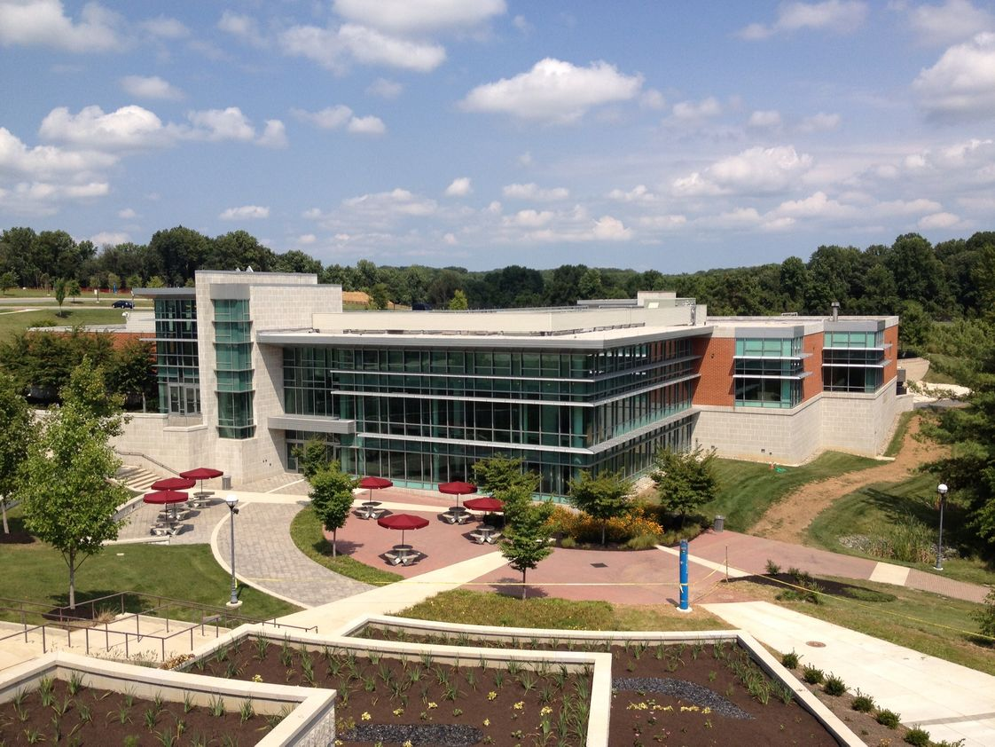 Cecil College Photo #1 - The PE Complex