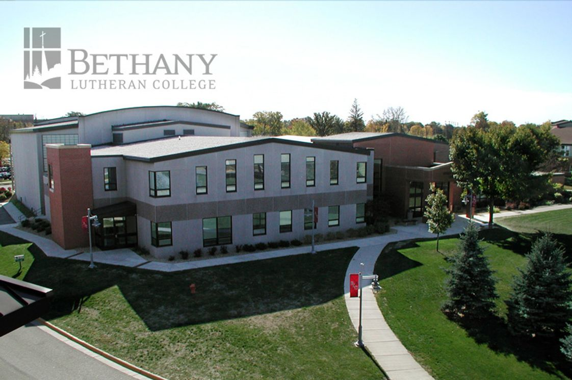 Bethany Lutheran College Photo - Bethany is part a member of the NCAA - Division III.