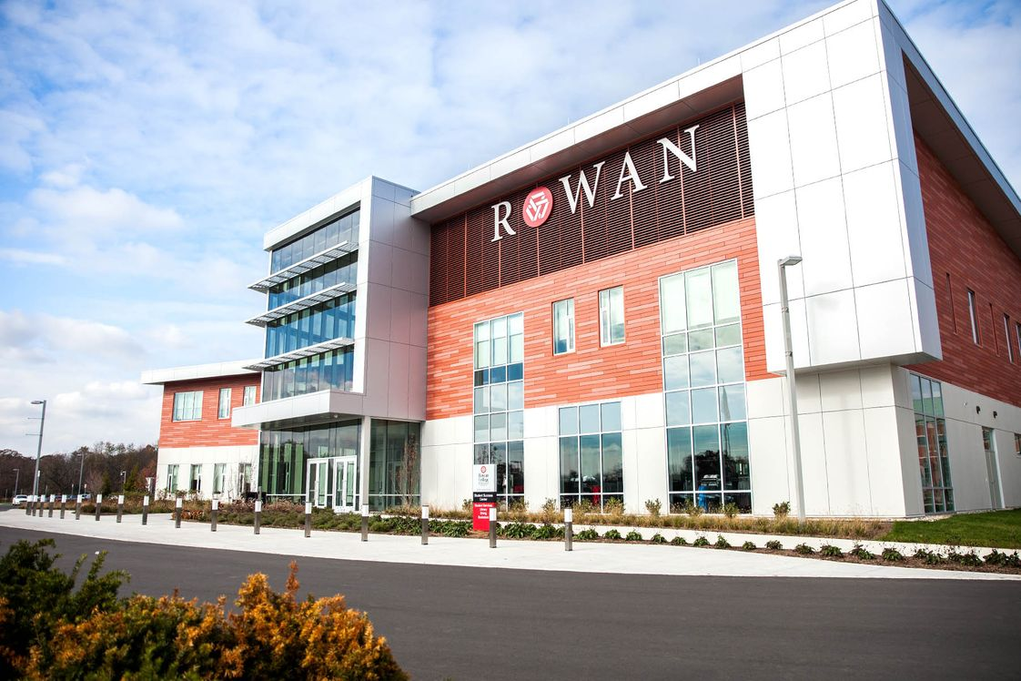 Rowan College at Burlington County Photo - The state-of-the art Student Success Center, designed by USA Architects in collaboration with Moody Nolan, is the gateway to the newly transformed Mount Laurel Campus. It features a one-stop shop for student services from enrollment to academic planning, a knowledge commons library, bookstore, dining area and student life.