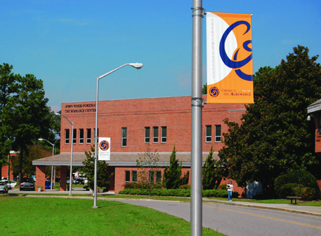 College of the Albemarle Photo #1 - COA Campus