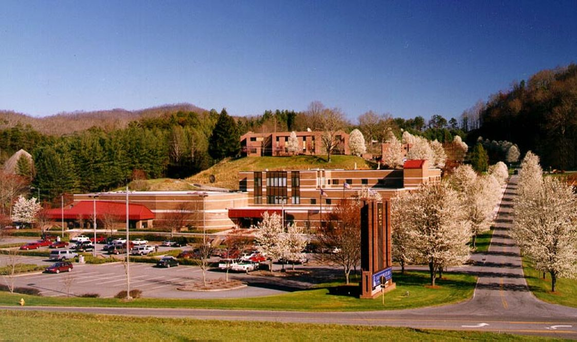 Southwestern Community College (Sylva) Photo - Main (Jackson) Campus located in Sylva, NC