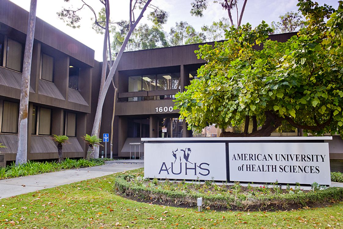 American University of Health Sciences Photo - AUHS Main Entrance