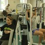 John Wood Community College Photo #9 - Student Activity Center fitness room.