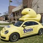 Northampton County Area Community College Photo #6 - The Peeps-Mobile on Bethlehem campus!